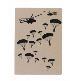Helicopter Note Book