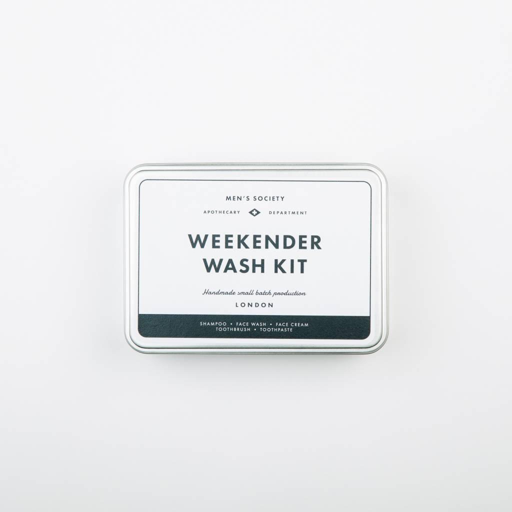 Men's Society Men's  Society Weekender Wash Kit