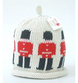 Guardsman Knitted Hat Cream
