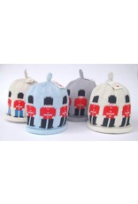 Guardsman Knitted Hat Sky