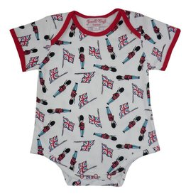 Guardsman Baby Grow