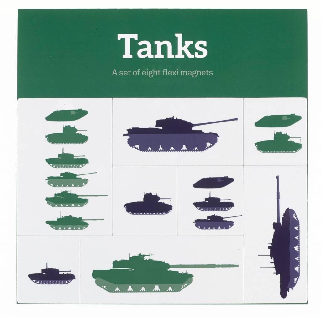 Tanks Flexi Multi Magnet