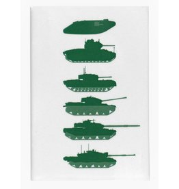Tanks Magnet
