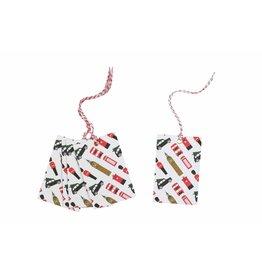 London Christmas Gift Tags