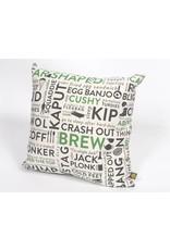Army Slang  Cushion Green