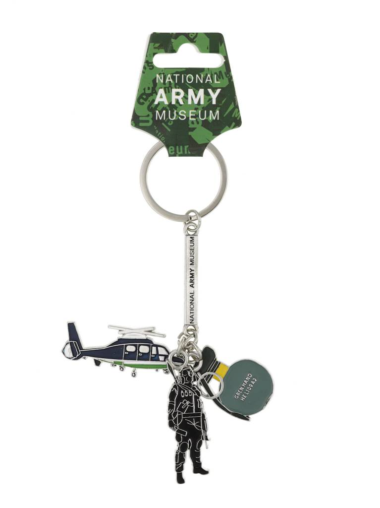 Special Forces Charm Keyring