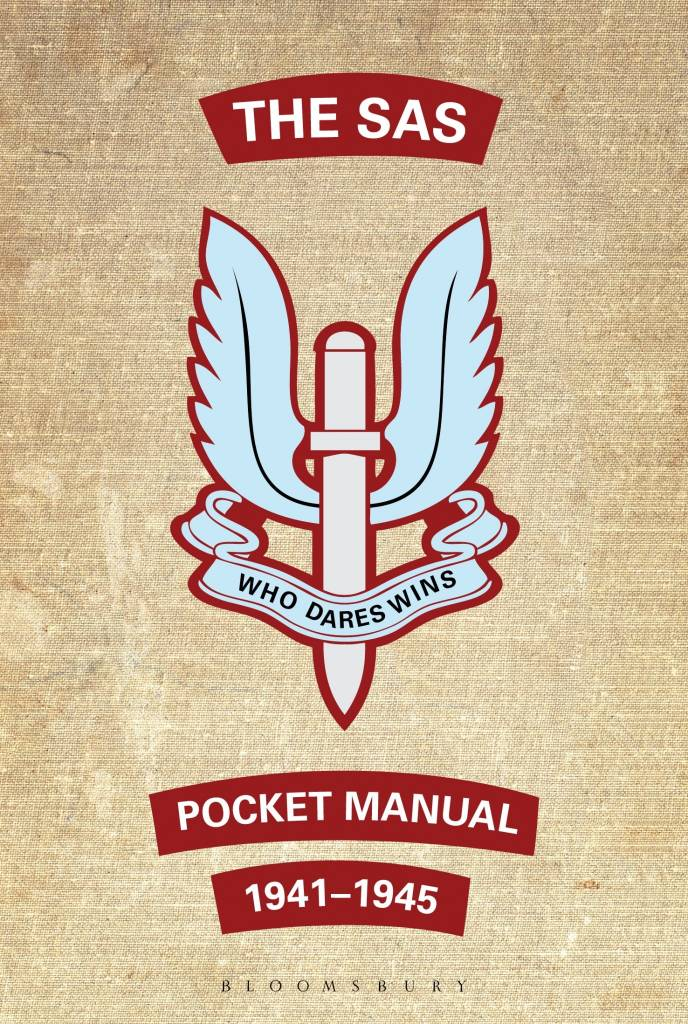 The SAS Pocket Manual: 1941 - 1945