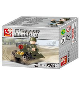 Sluban M38 Army Building Block