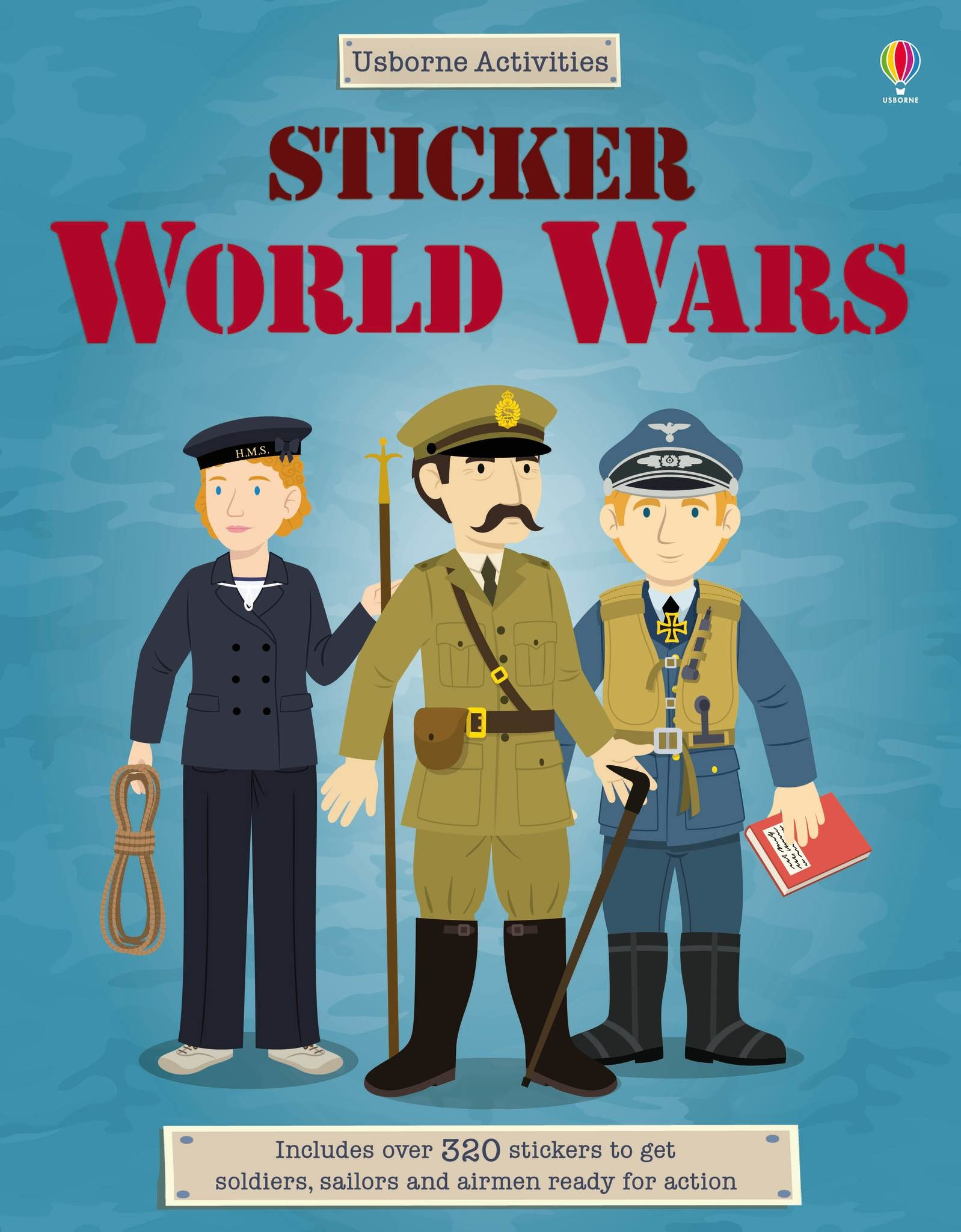 Sticker World Wars