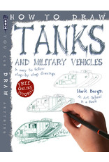 How to Draw Tanks Author Mark Bergin