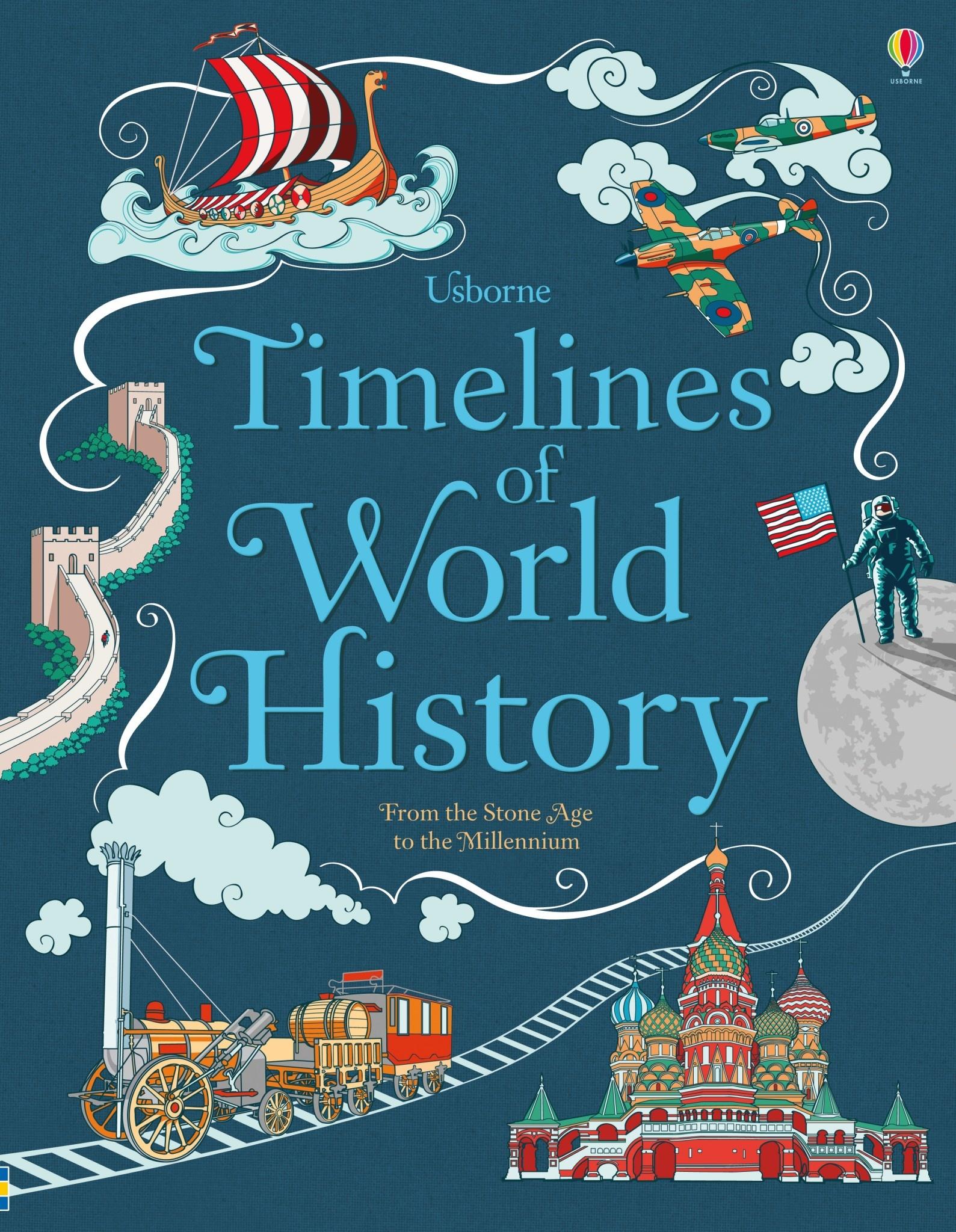 Usborne Timelines of World History