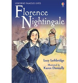 Florence Nightingale Author Lucy Lethbridge