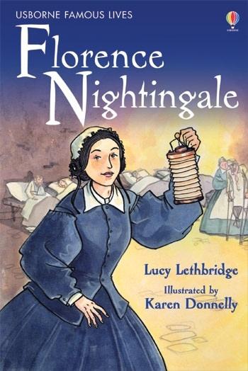 Florence Nightingale Author Lucy Lethbridge