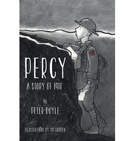 Percy A Story of 1918 Author Peter Doyle