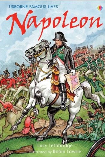 Napoleon Author  Lucy Lethbridge
