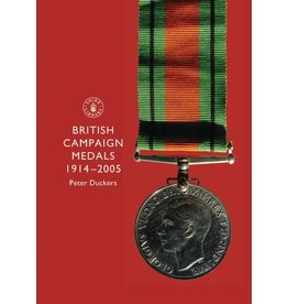 British Campaign Medals 1914-2005 Author Peter Duckers