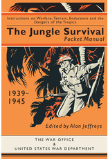 Jungle Survival Pocket Manual 1944 Edited Alan Jeffreys