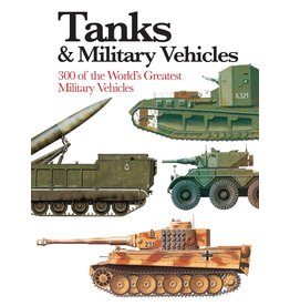 Tanks and military Vehicles, Author Phillip Trewhitt