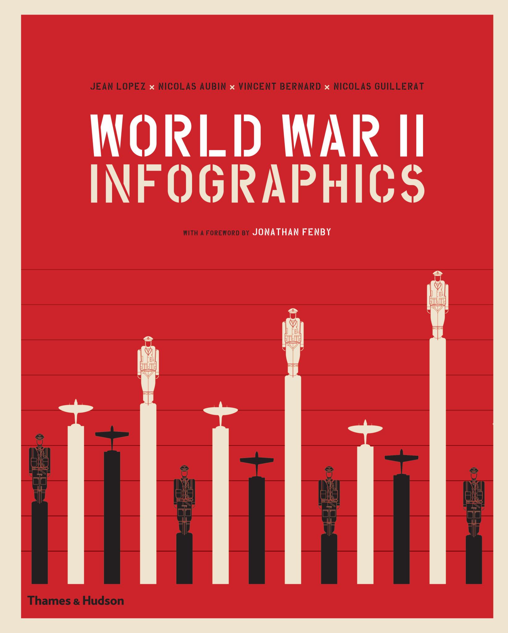 World War II Infographics Forword  Jonathan Fenby