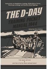 The D-Day Training Pocket Manual 1944 Author Chris McNab