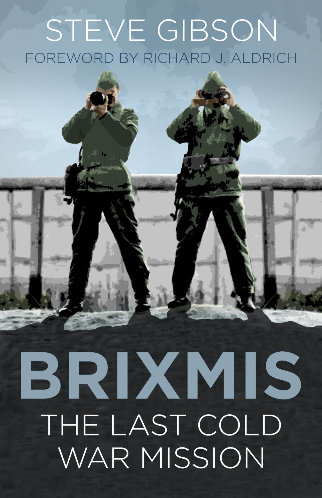 BRIXMIS Author Steve Gibson