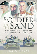Soldier in the Sand Author Sir Simon Mayall