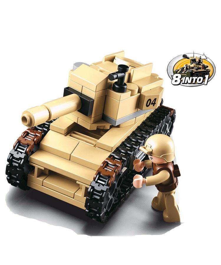 Sluban  Tank Beige