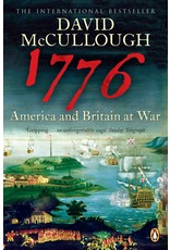 1776: America and Britain at War Author David McCullough