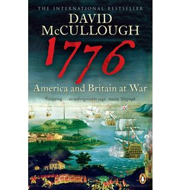 1776: America and Britain at War Author David McCulloughh