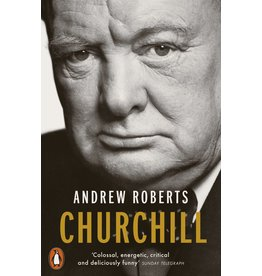 Churchill: Walking with Destiny Author Andrew Roberts