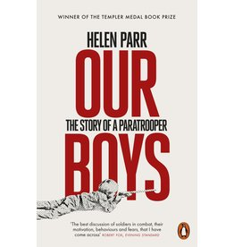 Our Boys: A Story of a Paratrooper Author Helen Parr