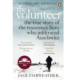 The Volunteer Author Jack Fairweather