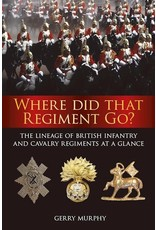 Where Did That Regiment Go? Author Gerry Murphy