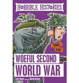 Woeful Second World War Horrible Histories