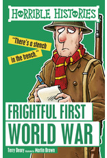 Frightful First World War Horrible Histories