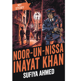 My Story: Noor Inayat Khan Author Sufiya Ahmed