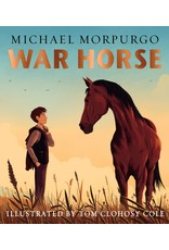 War Horse Picture Book Author Michael Morpurgo