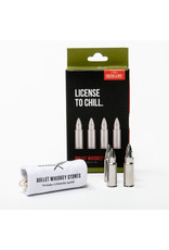 Stainless Steel Whisky Bullets