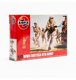 AIRFIX WWII British 8th Army, 1:76