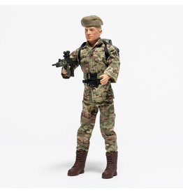 Action Man Soldier Deluxe Action Figure
