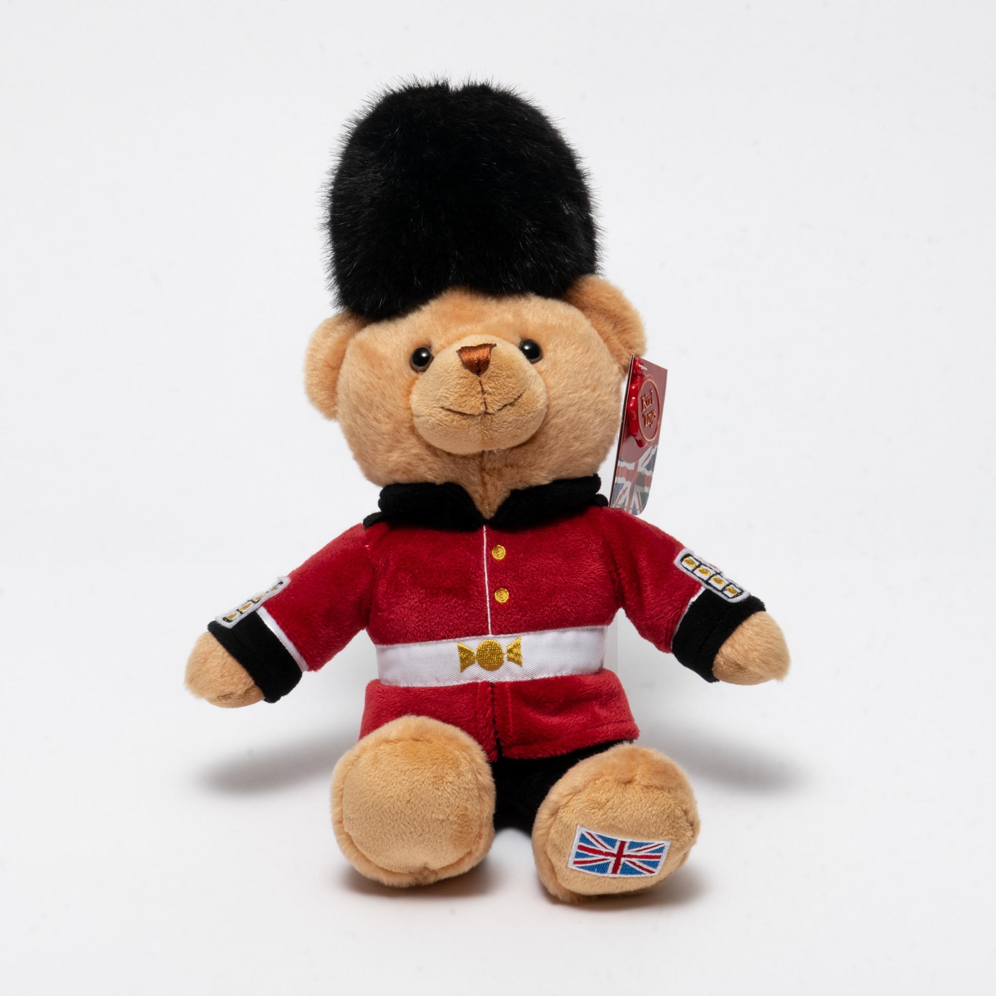 Large Guardsman Bear