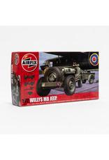 Willys Jeep  Trailer & Howitzer