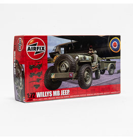 Willys Jeep  Trailer & Howitzer