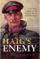 Haig's Enemy Author Jonathan Boff