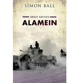 Great Battles, Alamein Author Simon Ball