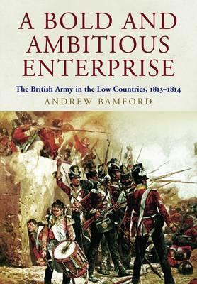 Bold and Ambitious Enterprise Author Andrew Bamford