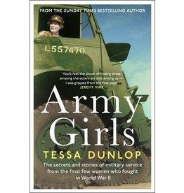 Army Girls Author Tessa Dunlop