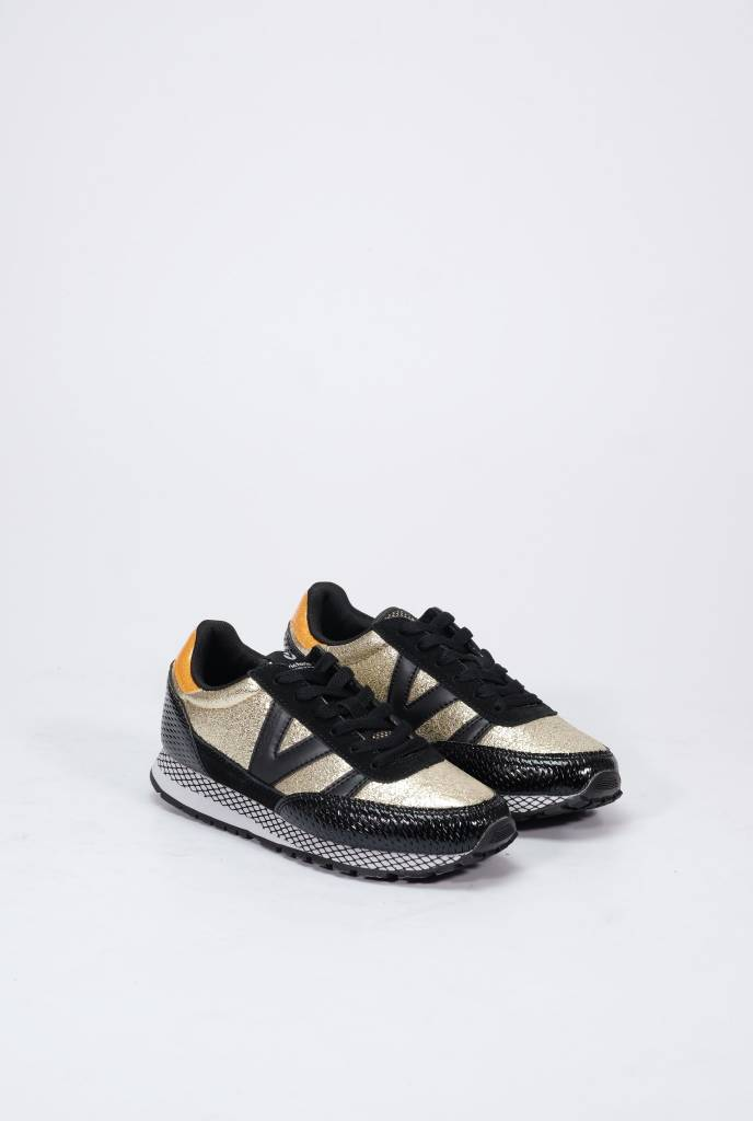 Victoria black/gold