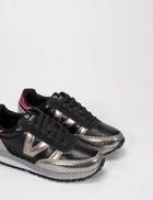 Victoria Black/silver