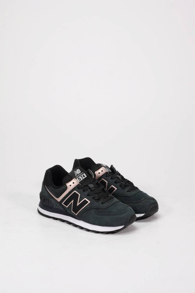 Factory Store New balance 574 black/pink